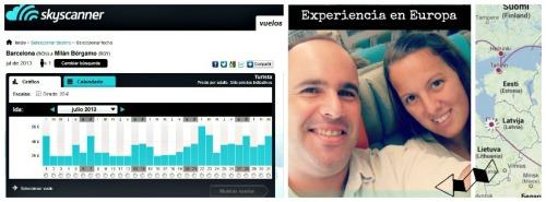 experiencia en europa blog