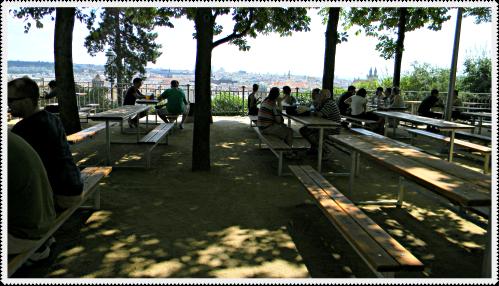 Letná Beer Garden