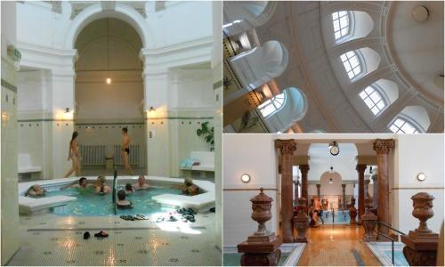 Széchenyi Budapest spa