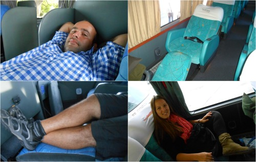 asientos bus argentina