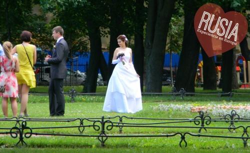boda rusia