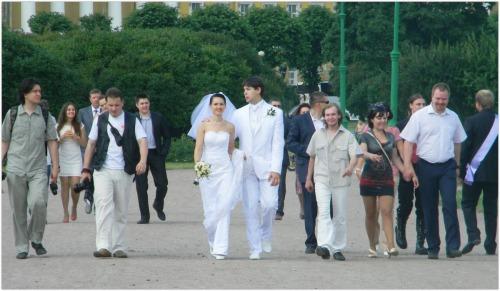 Casamiento en Rusia
