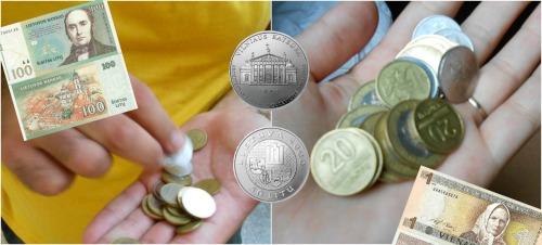 moneda lituania