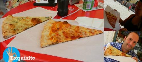 pizza en venecia