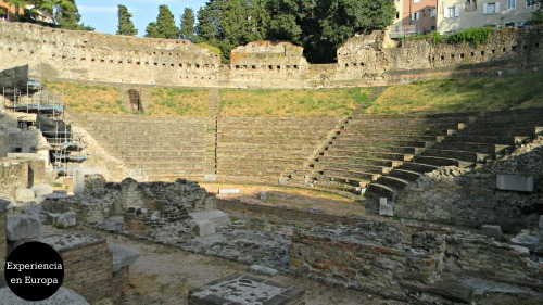 anfiteatro romano trieste