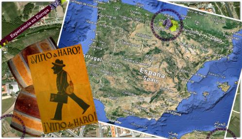 Mapa Haro La Rioja