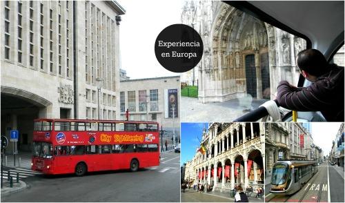 bruselas bus turistico