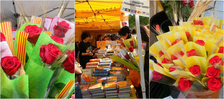 Día del Libro una fiesta en Catalunya