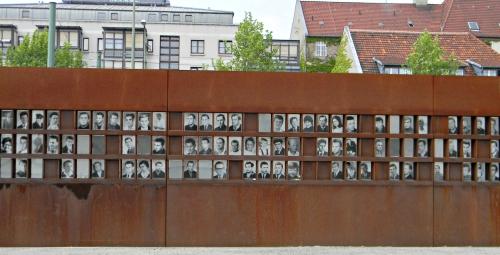 Berlín Wall memorial