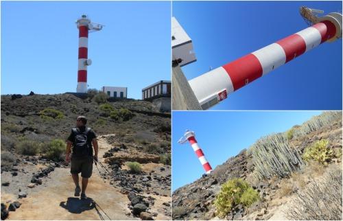 Faro de Rasca Tenerife