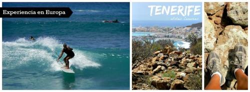 Tenerife a pie