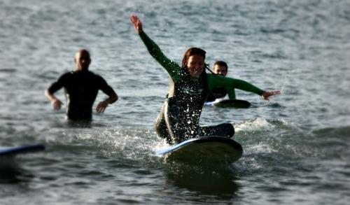 experiencia en europa surf