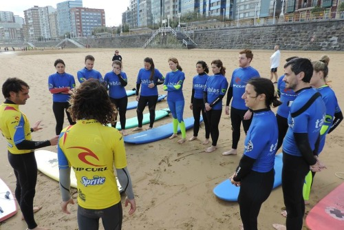 surf Gijon