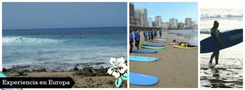 surf por primera vez