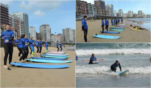 surf tablas Gijón