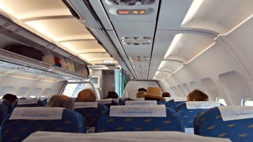 aviones cinturon