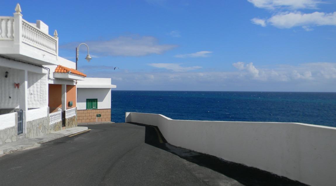 Tenerife a pie las maretas jardines del atl ntico - Jardin caleta tenerife sur ...