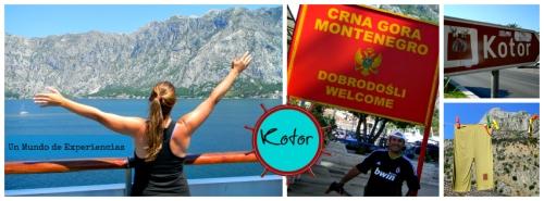 un mundo de experiencias Kotor