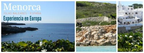 Menorca turismo